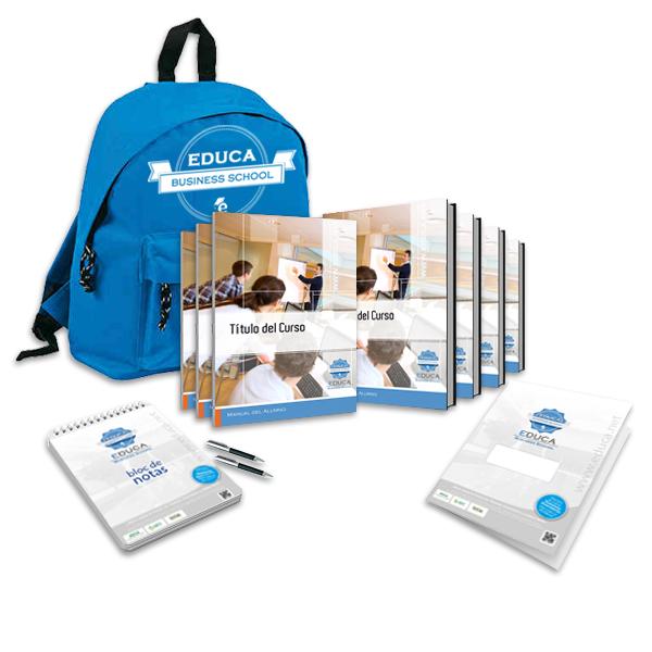 materiales Master en Marketing Management y Dirección de Ventas + Titulación Universitaria Marketing Management
